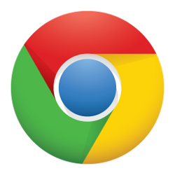 Chrome-logó