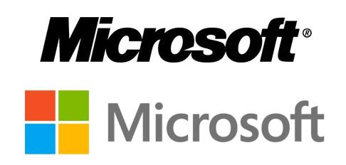 A régi és az új logó