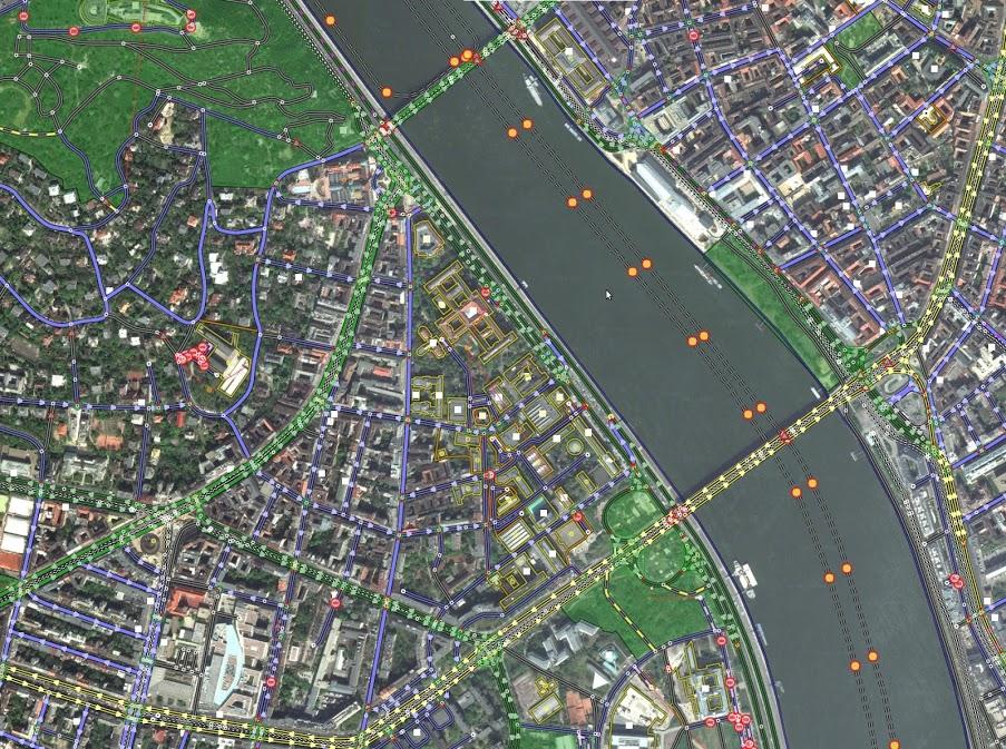 googl térkép Teljesen megújult, okosabb lett Magyarország Google térképe   IT