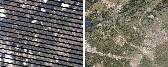 Új műholdképekkel frissült a Google térkép