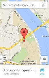 Új kezelőfelületet kap a Google térkép