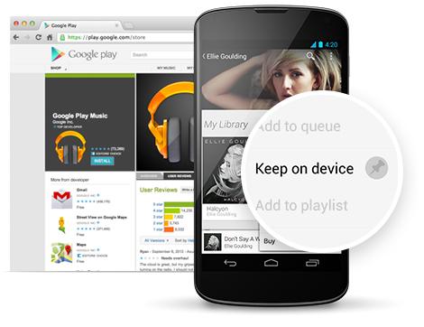 Már 9 EU orszáőgban folyhat a Google zenei stream (Music All Access)