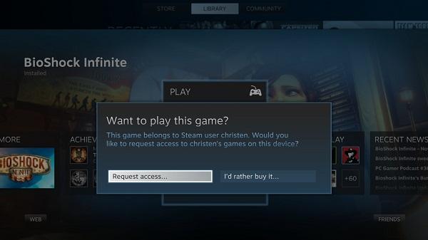 Steam - Játékgyűjtemény megosztása egyszerűen