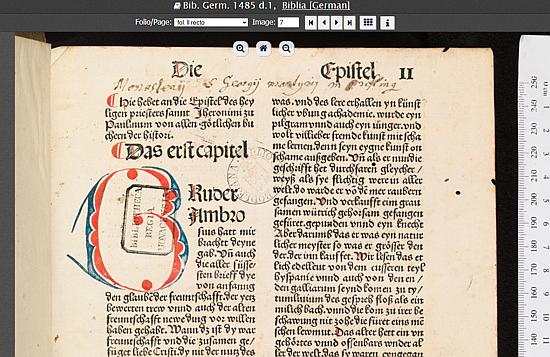 páratlan digitalizált könyvek a Biblioteca Apostolica Vaticana-ból