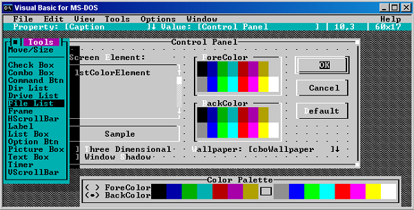 30 years later, QBasic is still the best : programming