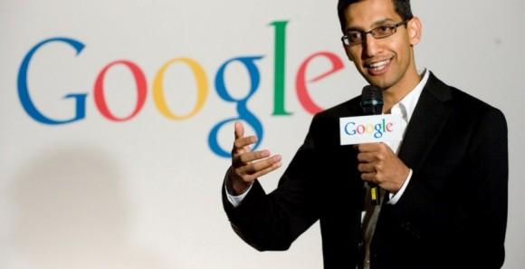 Sundai Pichai, a Google új vezérigazgatója