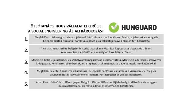 Hunguard - tanácsok