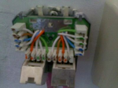 Utp kábel bekötése fali aljzatba