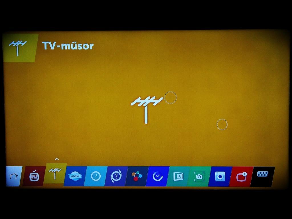 Problémák egy félképernyővel egy LG TV-n - Éjjel-Otthon - 2020